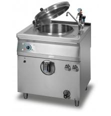 Boiling pan gas
