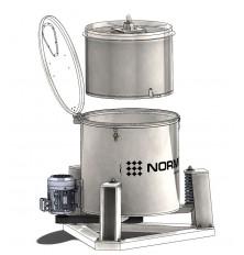Basket centrifuge / separator