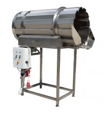 Fried Snack Drum Coating Machine / seasoning machine