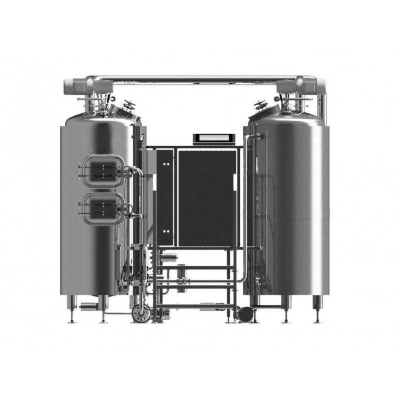 brewing vessel