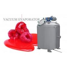 Evaporator vacuum VAC U