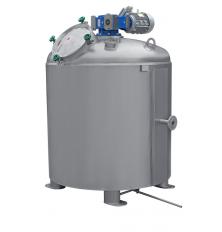 Evaporator vacuum VAC U 1000
