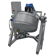 Diffuser rotating - vacuum VC