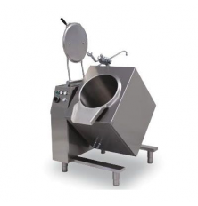 Compact tilting cooker SBP