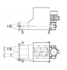 Automatic extruder