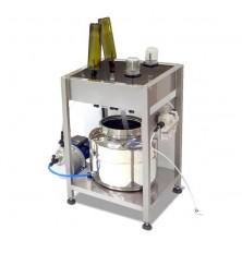 Umývačka fliaš vzduch/ voda TBR