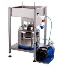Air/water bottle rinser TBR
