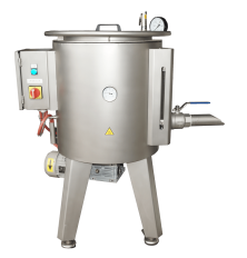 Jam Cooker with Agitator and Filling Machine MGJC