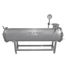 Tubular Horizontal Heat Exchanger Heatex Tube H