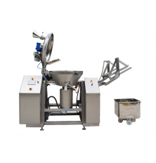 vacuum cutter mixer