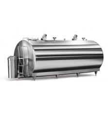 Chladiaci tank  uzatvorený MTL