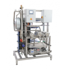 Plate type pasteurizer PTP 500