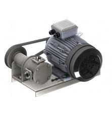 Vysokoteplotné lopatkové čerpadlo NC02 2,2kW
