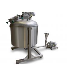 Vacuum homogenizer / Mixer VMG S