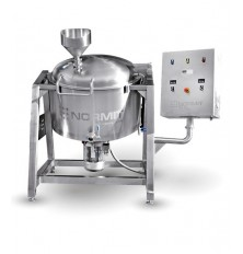 Vacuum homogenizer / mixer VMG SL
