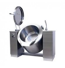 tilting cooking equipment