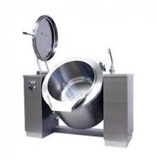 tilting cooking equipment