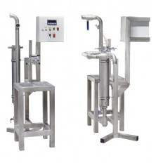 Filling machine with filter TDF