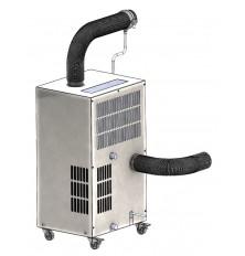 Vzduchový chladič, ohrievač, temperovacie zariadenie WCH 2000-3000