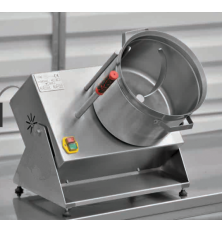 Tabletop meat and dough mixer