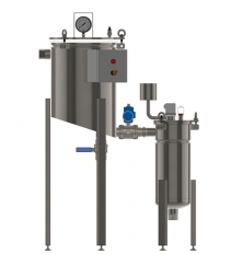 Honey Processing Machine Include Preheating and Filtering HFheat
