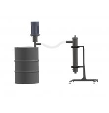 Filtračný systém pod tlakom UPH