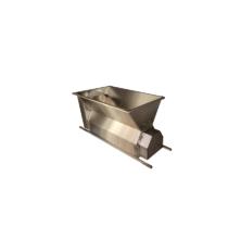Destemmer stainless steel N10