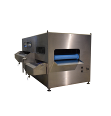 blanching and cooling machine