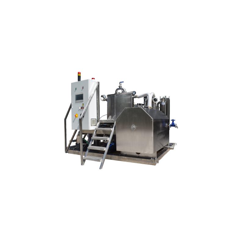 Vacuum fryer - NORMIT