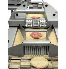 Mini automatický stroj na obaľovanie cestom a strúhankou