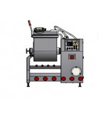 vakuovy lopatkovy mixer