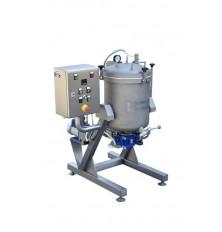 Vacuum mixer 50
