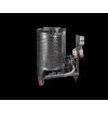 open tank for washing juice tank