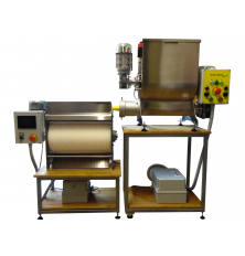 stroj na vyrobu cokoladovych guliciek