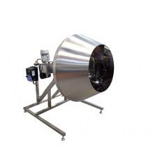 Drum seasoning machine