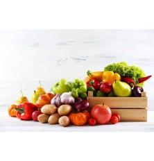 gyümölcs és zöldség mosó