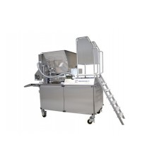 Forming machine for sweets
