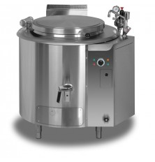 Gas boiling cooker