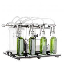 vacuum bottle filling equipment