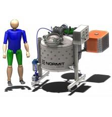 Honey creaming machine NORMIT