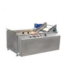 mini laboratory continuous fryer