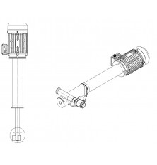 glandless pump