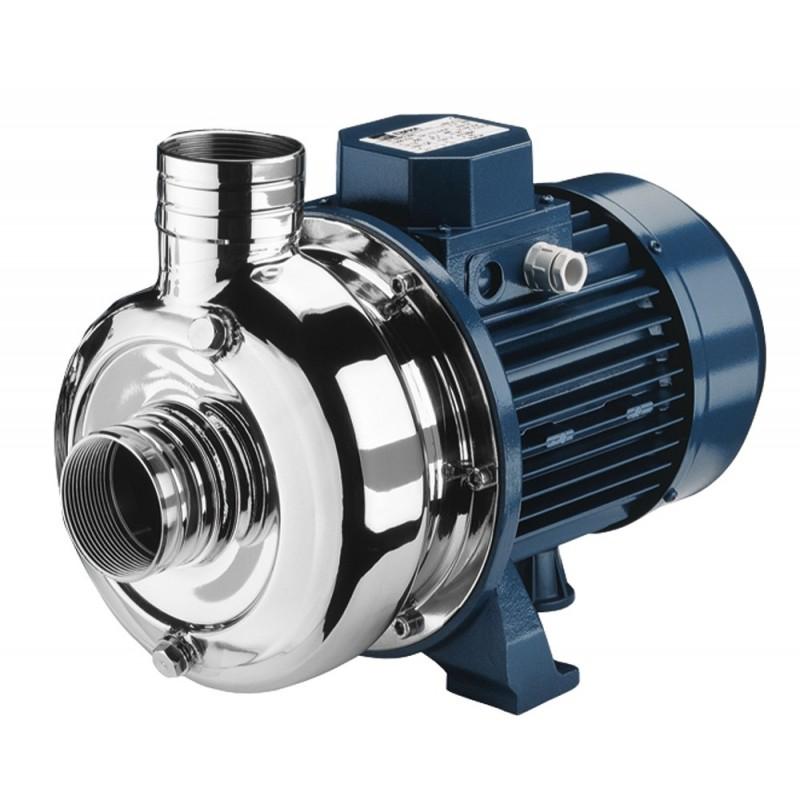 open impeller water pump