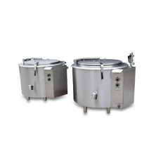 Cooking equipment with mixer