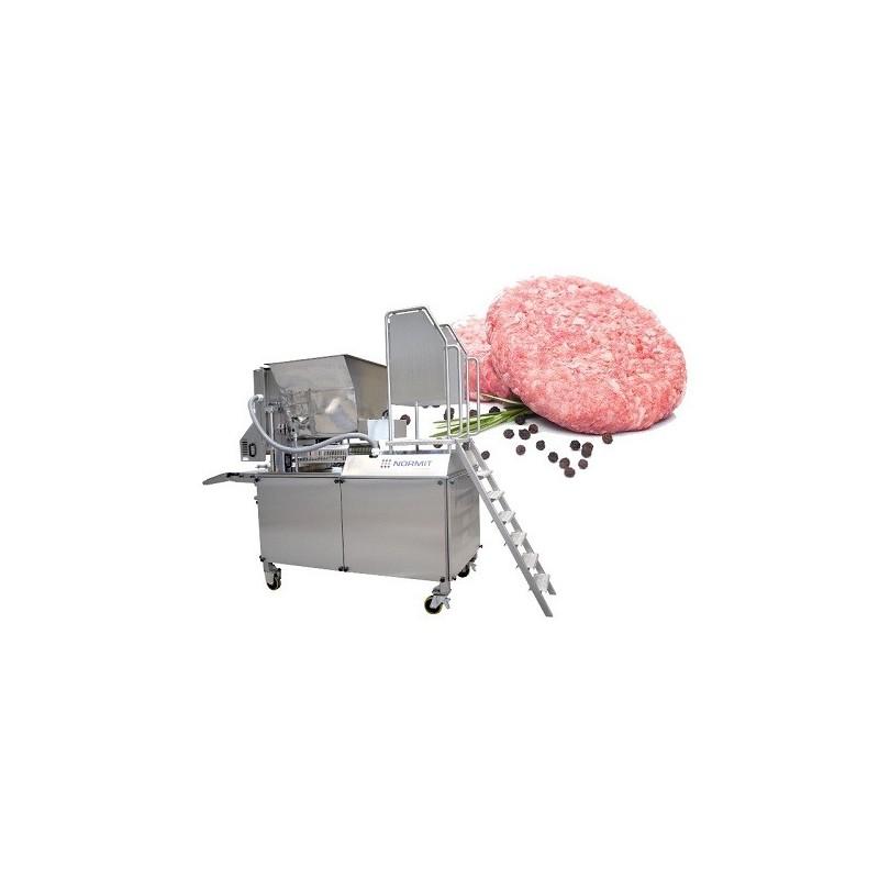 Formovač na hamburgery / Stroje na formovánie hamburgerov