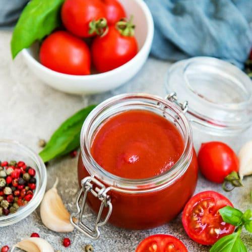 vacuum homogenizer for ketchup