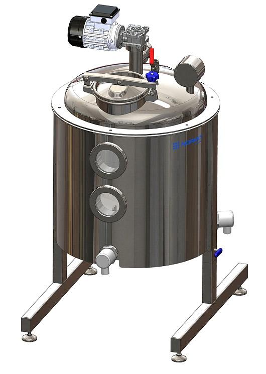 Vacuum cooker VE 100