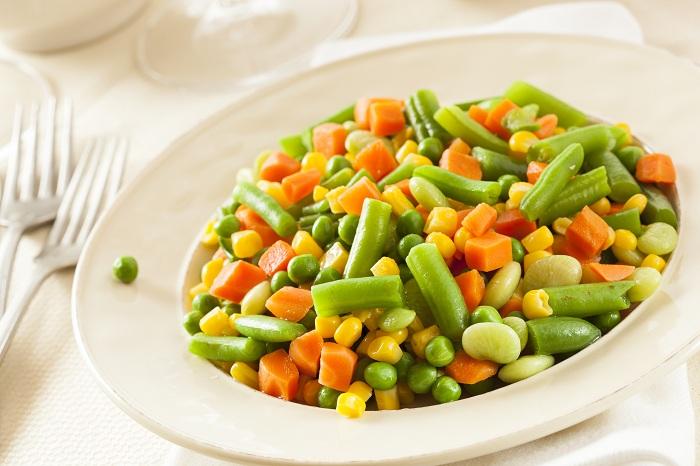 cooker for vegetables